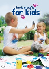 Arts & Crafts for Kids DVD