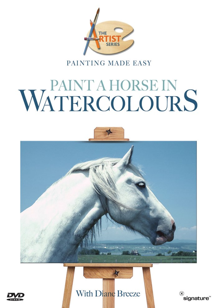 Painting Made Easy - Watercolours DVD