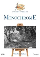Painting Made Easy - Monochrome   DVD