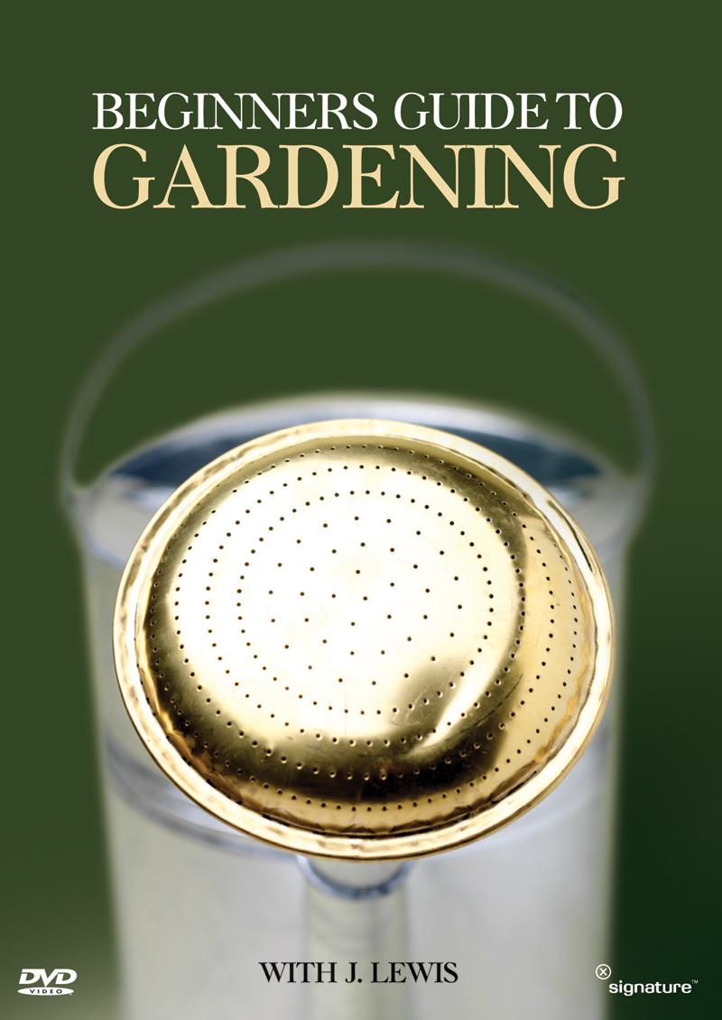 Beginner S Guide To Gardening Dvd Duke Video