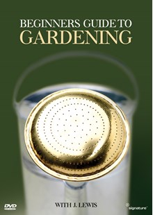 Beginner's Guide To Gardening  DVD
