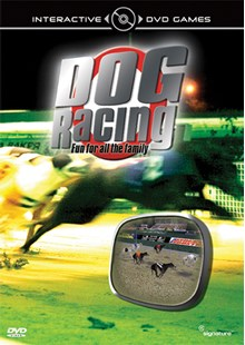 Dog Racing Interactive DVD