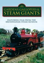 Gardens, Gallopers & Steam Giants DVD