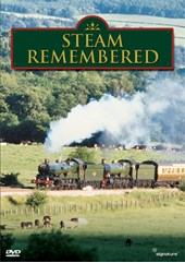 Steam Remembered DVD