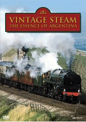 Vintage Steam - The Essence of Argentina DVD