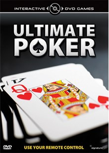 Ultimate Poker Interactive DVD