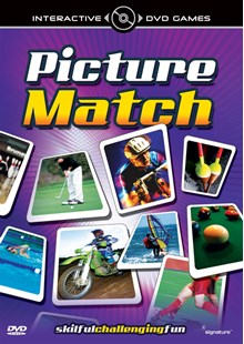 Picture Match Interactive DVD