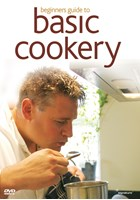 Beginner's Guide to Basic Cookery DVD
