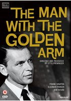 Man With The Golden Arm featuring Frank Sinatra, Eleanor Parker & Kim Novak