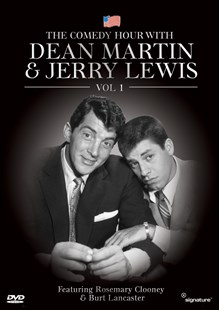 Comedy Hour with Dean Martin & Jerry Lewis (Vol 1) DVD