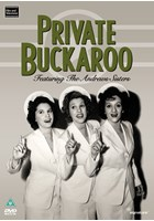 Private Buckaroo (featuring The Andrews Sisters) DVD
