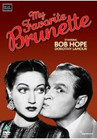 My Favorite Brunette (featuring Bob Hope & Dorothy Lamour) DVD