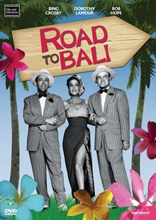 Road To Bali (featuring Bing Crosby, Bob Hope & Dorothy Lamour) DVD