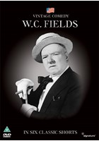 W.C. Fields - in 6 Classic Shorts DVD