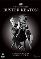 Buster Keaton - in Our Hospitality & Sherlock Jr. DVD