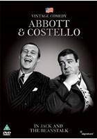 Abbott & Costello - Jack & The Beanstalk DVD