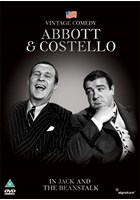 Abbott & Costello - Jack & The Beanstalk DVD