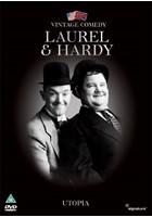 Laurel & Hardy - Utopia DVD