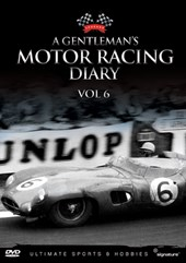 A Gentleman's Motor Racing Diary (Vol 6) DVD
