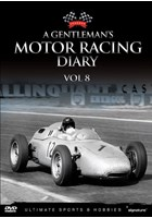 A Gentleman's Motor Racing Diary (Vol 8) DVD