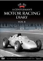 A Gentleman's Motor Racing Diary (Vol 8) DVD