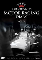 A Gentleman's Motor Racing Diary (Vol 9) DVD