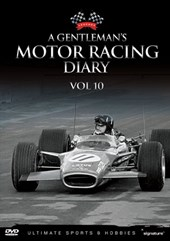 A Gentleman's Motor Racing Diary (Vol 10) DVD