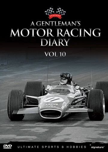 A Gentleman's Motor Racing Diary (Vol 10) DVD - click to enlarge