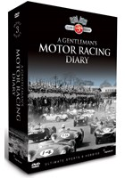 A Gentleman's Motor Racing Diary Vol 1 3DVD Box Set