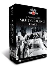A Gentleman's Motor Racing Diary Vol 2 (3 DVD) Box Set
