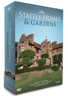 Stately Homes & Gardens 3 DVD Box Set