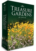 Treasure Gardens Of The UK 3DVD Box Set