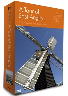 A Tour Of East Anglia (3 DVD) Box Set