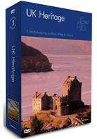 UK Heritage 3DVD Box Set