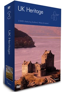 UK Heritage (3 DVD) Box Set