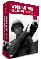 World At War Collection Vol 3 3DVD Box Set