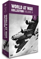 World At War Collection Vol 4 3DVD Box Set