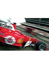 Schumacher F1 04 Photograph