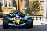 Alonso Renault R25 Photograph