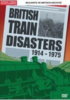 British Train Disasters 1914-1975 DVD