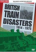British Train Disasters 1914-1975 DVD