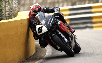 Steve Plater Macau