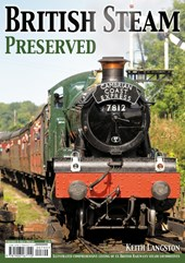 British Steam Preserved Bookazine