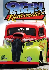 Open Sports Nationals Drag Racing 2007 DVD