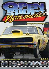 Open Sports Nationals Drag Racing 2008 DVD