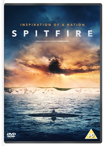 Spitfire: Inspiration of a Nation DVD - click to enlarge
