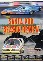 Santa Pod 2014 Season Review DVD