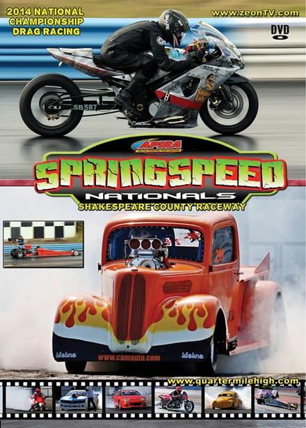 Springspeed Nationals 2014 DVD