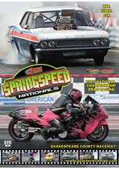 Springspeed Nationals 2015 DVD