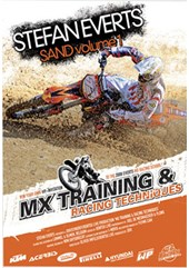 Stefan Everts MX Training and Racing Techniques Vol 1 DVD